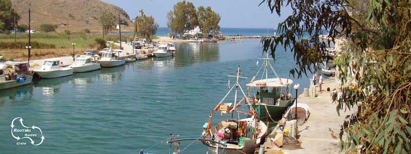 fishers village by origin - georgioupolis