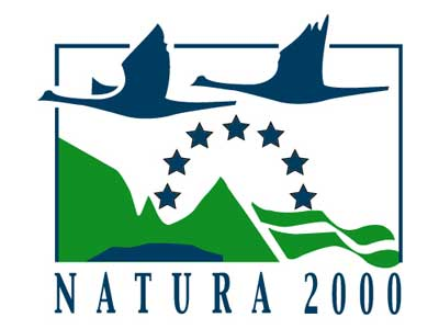 the lake of kournas is part of natura 2000