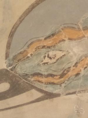 'Prince of Lelies' - een van de belangrijkste fresco's op Knossos