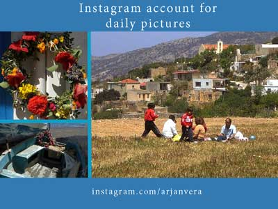 in our instagram account every day a lovely holiday picture