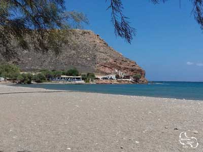 Hioni beach - absolutely a beach for you own