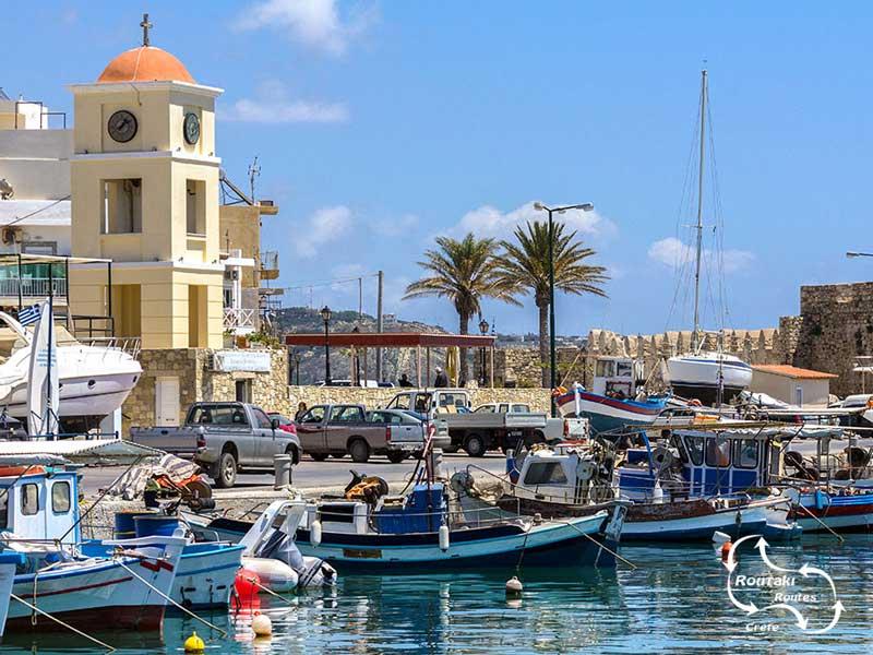 Ierapetra - de meest zuidelijke stad van Griekenland