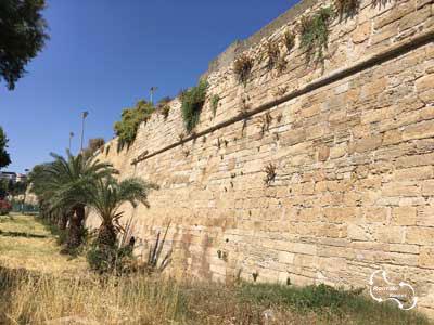 Venetiaanse vestingmuren van Heraklion, in Venetiaanse tijden Candia genoemd