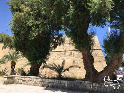 één van de grootste vestingwerken van de gehele Mediterannea