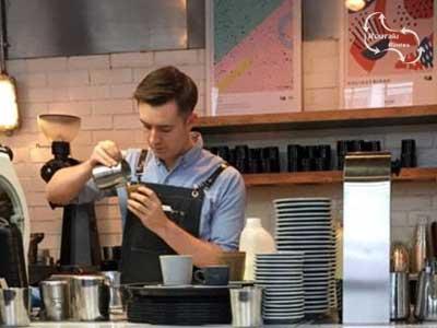 met veel liefde klaar gemaakt, de vele vormen van Kretenzer koffie