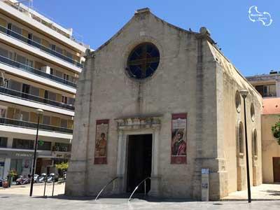 één van de oudste - Heilige Catharina kerk