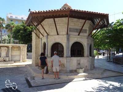 de oude bembo fontein en de sebil
