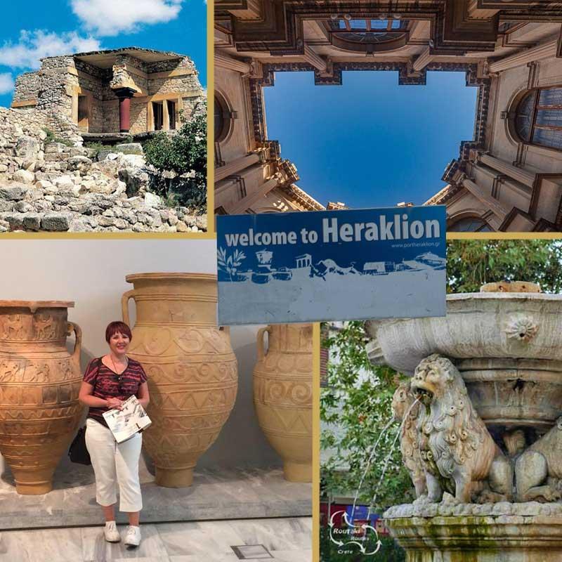 welkom in Heraklion - een top 10 ter informatie