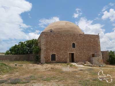 De-Sultan-Ibrahim-Han-moskee in Rethymnon